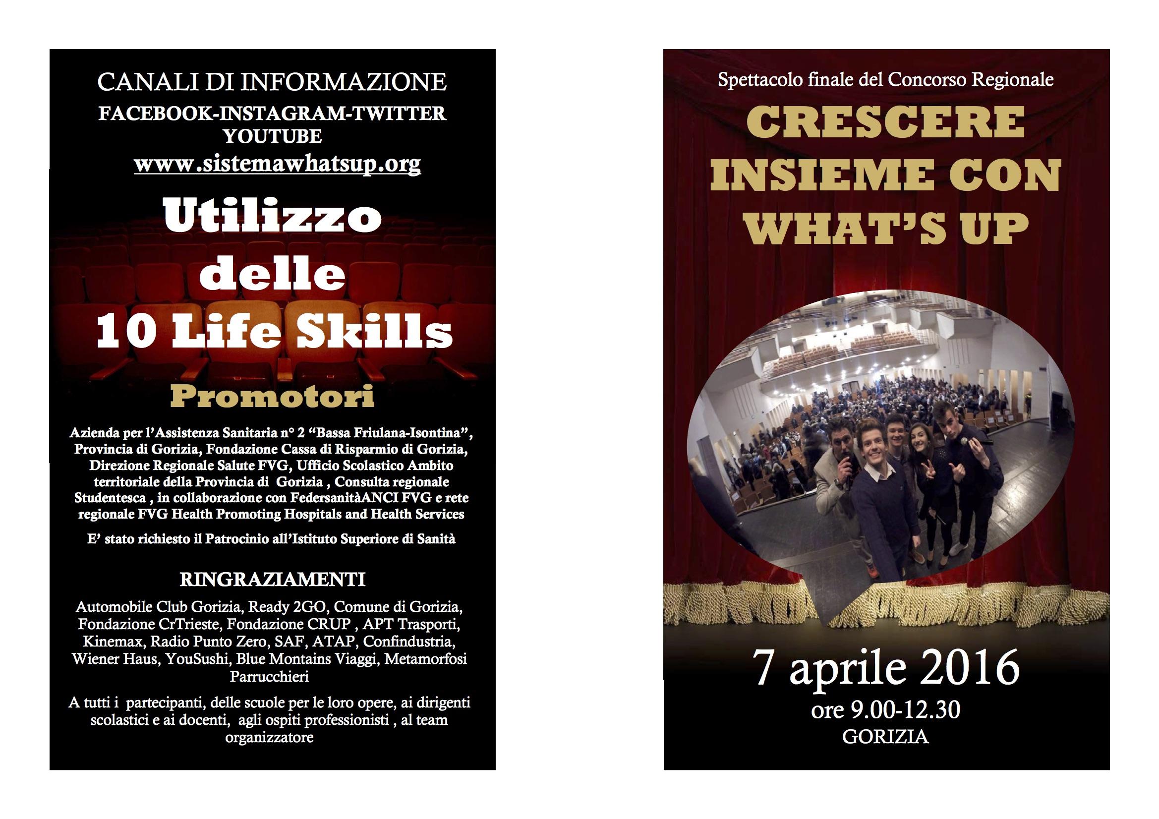 EVENTO def 7 aprile con sponsor